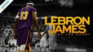 LeBron James King of the Court