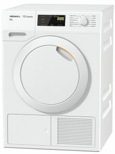 Miele TDB 130 WP 7kg Heat Pump Tumble Dryer rating review clothes dryer