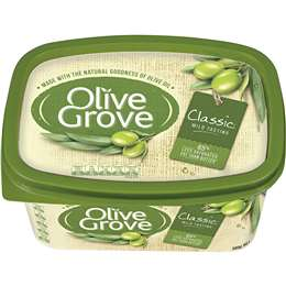 Olive Grove best margarine review rating