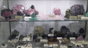 Ted Elliot Mineral Collection