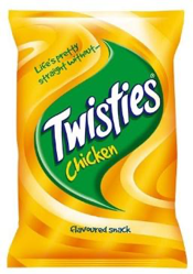 best chips crisps rating review Twisties