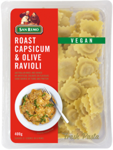 Best fresh pasta review rating San Remo