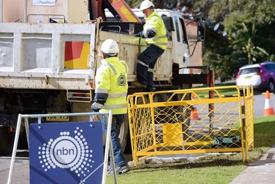 NBN installation