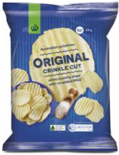 best chips crisps rating review Woolworths Woolies