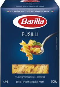 Best dried pasta review rating Barilla