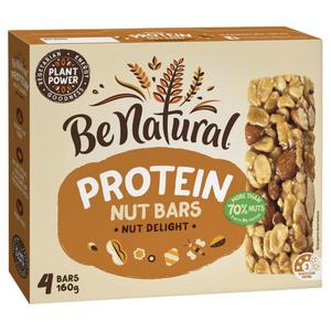 Be Natural protein bar muesli bar best rating review