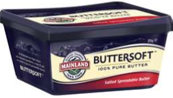 Best butter rating review Mainland