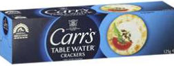 Best crackers rating review Carr's