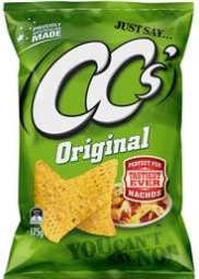 best chips crisps rating review CC's
