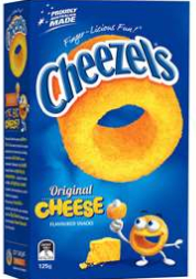 best chips crisps rating review Cheezels