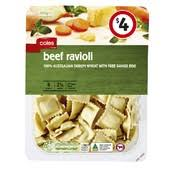 Best fresh pasta review rating Coles