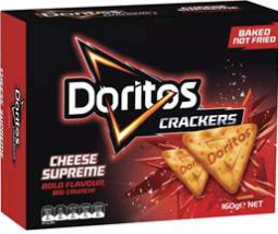 Best crackers rating review Doritos