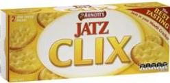 Best crackers rating review Jatz Clix