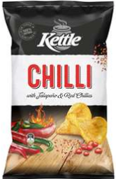best chips crisps rating review Kettle