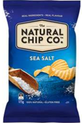 best chips crisps rating review Natural Chip Co