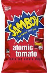 best chips crisps rating review Samboy