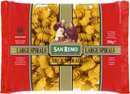 Best dried pasta review rating San Remo
