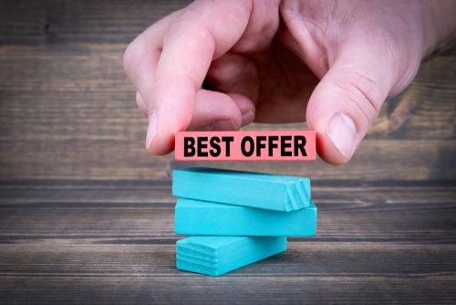 Energy best offer
