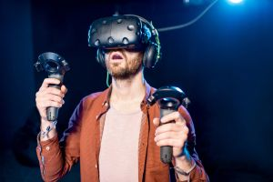 What is VR Gaming