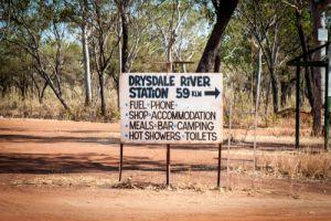 Drysdale River Station travel Australia