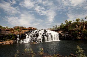 Manning Gorge waterfall travel Australia