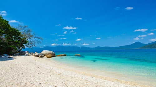An image of the Magnetic Island Australia