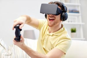 How do I play VR on Xbox One