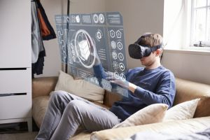 What consoles offer VR gaming? PlayStation Xbox One Oculus Rift HTC Vive