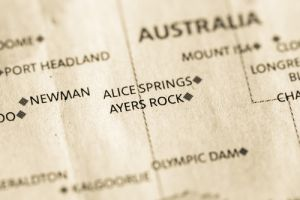 How long will I need to complete the Red Centre? Travel Australia