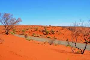 Travel between Broome and Kununurra Australia