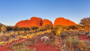 Kata Tjuta The Olga's travel Australia