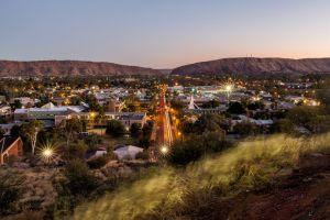 Alice Springs travel Australia