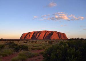 Uluru travel Australia