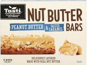 Tasti muesli bar best rating review