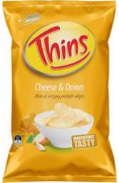 best chips crisps rating review Thins