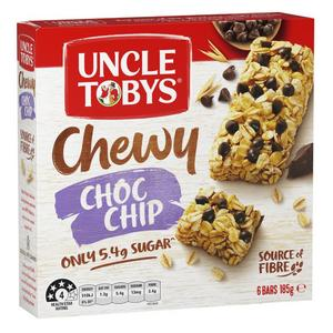 Uncle Tobys prices muesli bar best rating review