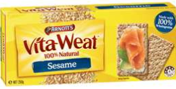 Best crackers rating review Vita Weat
