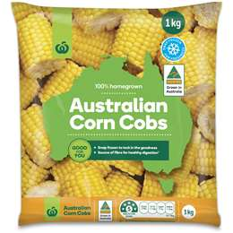 woolworths frozen vegetables review