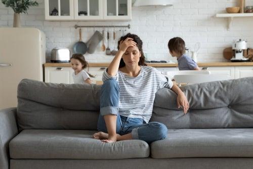 Family finance struggles