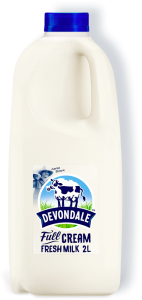 Best fresh milk full cream rating review compared Devondale