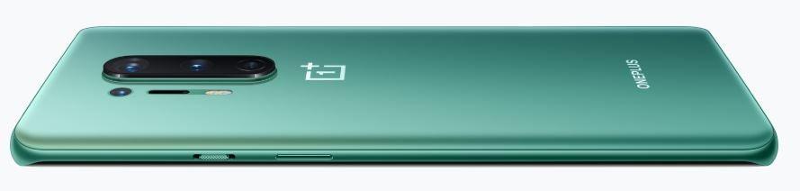 OnePlus 8 Pro back