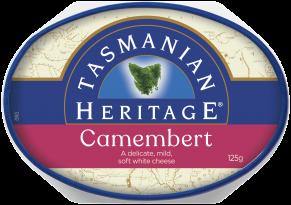 Tasmanian Heritage_Camembert_