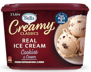 Best ice cream tubs compared rating review prices Bulla
