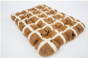 Best hot cross buns rating review compared Australia Where should I buy Easter hot cross buns? Costco