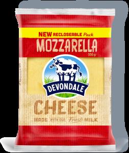 Best mozzarella cheese rating review Devondale