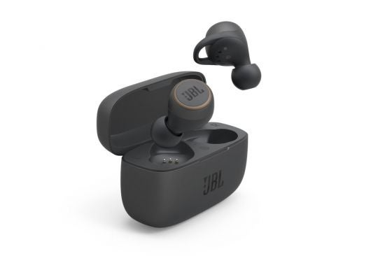 JBL wireless earpods with charging case