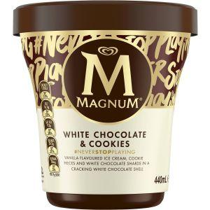 Magnum ice cream tub review