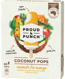Best ice cream multipacks rating review compared prices Proud & Punch
