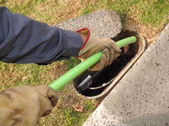 NBN being installed