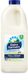 Best fresh milk full cream rating review compared Dairy Farmers